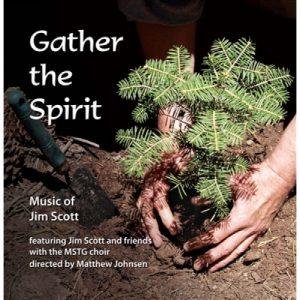 Gather the Spirit - CD