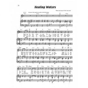 Healing Waters Solo Sheet