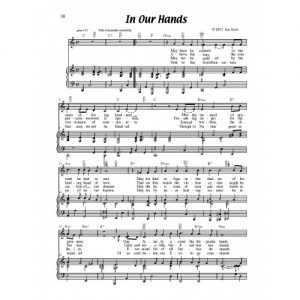 In Our Hands Solo Sheet