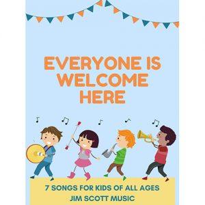 Everyone Is Welcome - 7 Song PDF Bundle