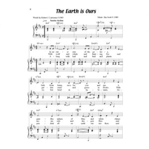 The Earth is Ours Solo Sheet