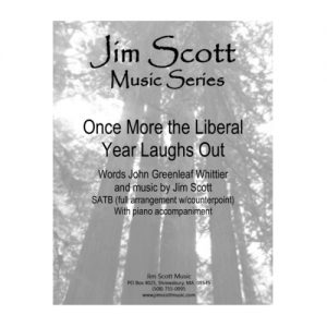 Once More the Liberal Year Laughs Out