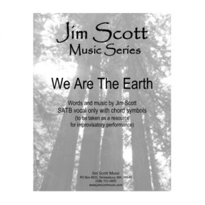 We Are the Earth SATB